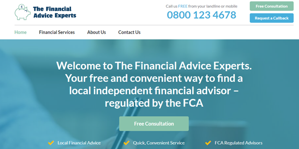 The Financial Advice Experts