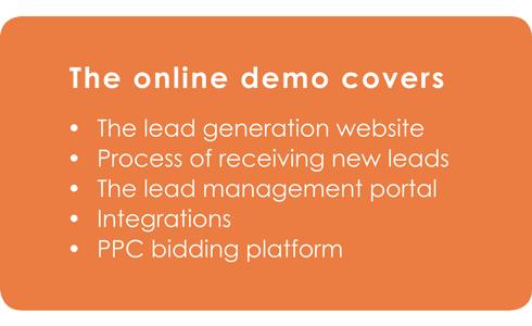 mmadigital platform demo