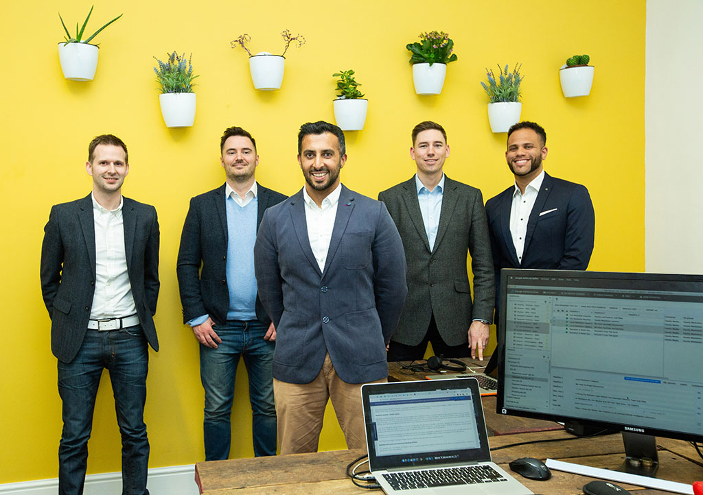 mmadigital management team