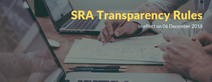SRA-Transparency-Rules-2018-December